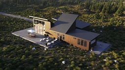 An eco-community for elevated living in Utah