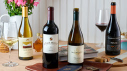 American Airlines' first-class wine club