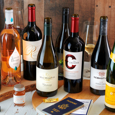 Wine Club by American Airlines, US