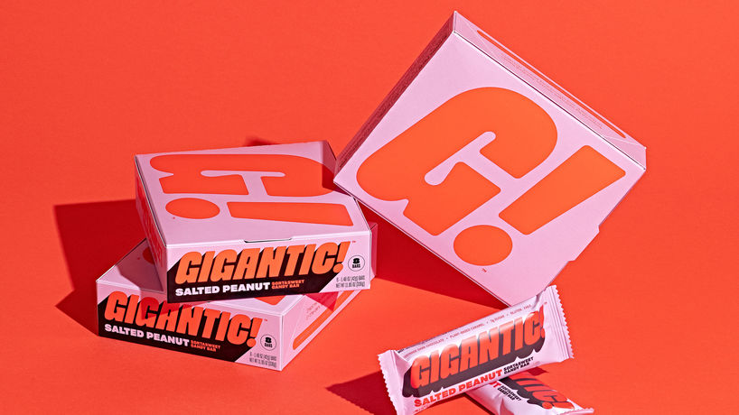 Gigantic! designed by Gander, US