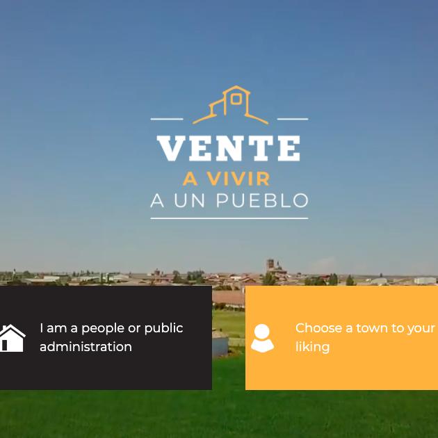 Vente a Vivir a un Pueblo, Spain
