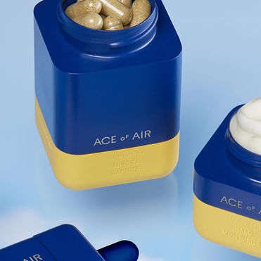 Ace of Air's eco-packaging taps into circular beauty