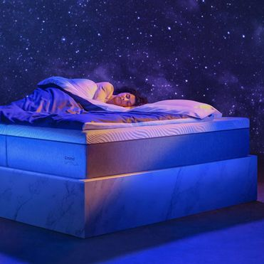 Emma's smart mattress soothes restless sleepers