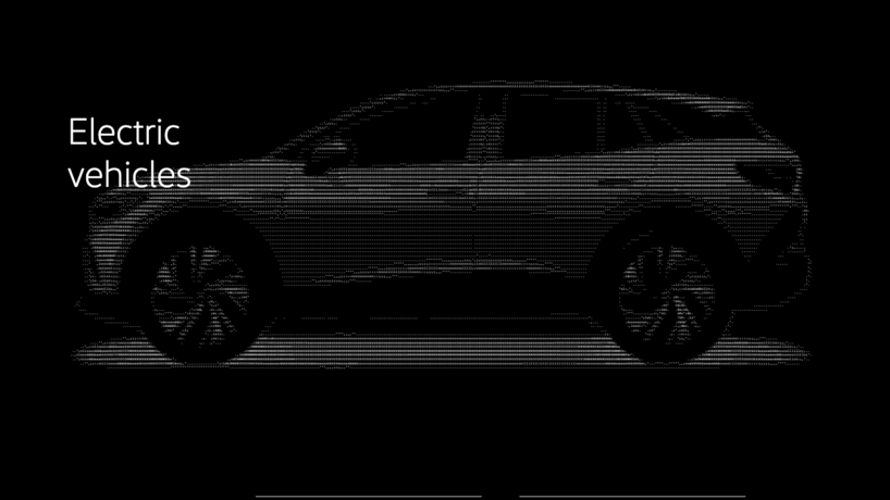 ASCII  low-impact website by Volkswagen, Canada