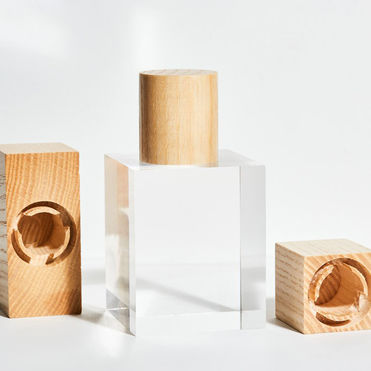 A wood-based solution for sustainable beauty packaging