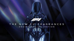 Formula 1 blends fragrance with high-speed racing