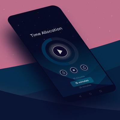 Lumenate app, UK