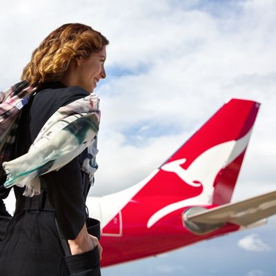 Mystery Flights by Qantas, Australia