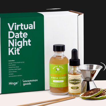 A socially-distant dating kit to enhance virtual connections