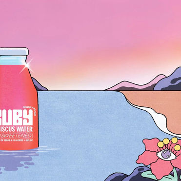Ruby takes a psychedelic approach to health branding