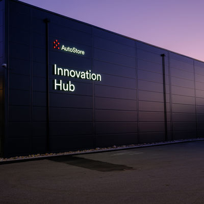 AutoStore Innovation Hub
