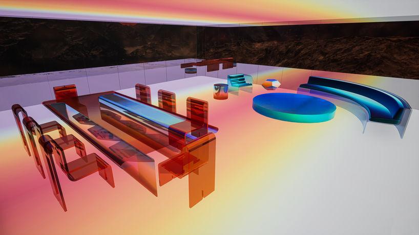 Mars House by Krista Kim, Canada