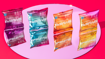 Belli Welli's gut health snacks are also indulgent treats