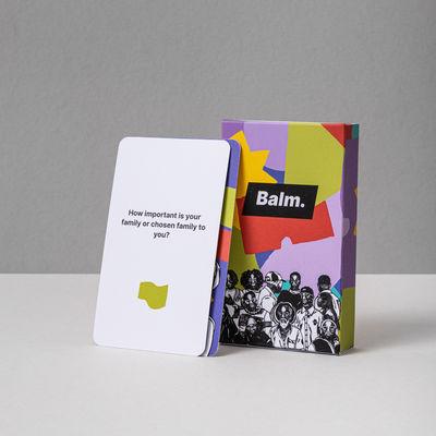 Balm by Cynthia Voza Lusilu