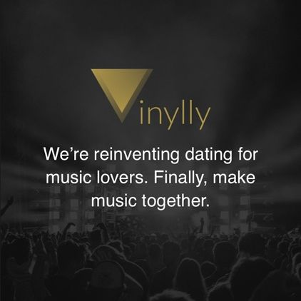 Vinylly dating app