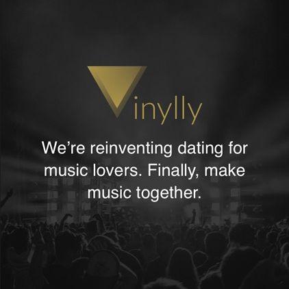 Vinylly dating app