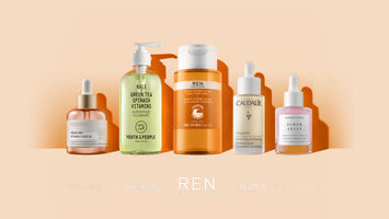 Ren's beauty campaign invites collective eco-action