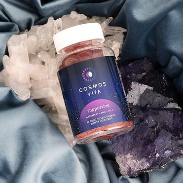 A vitamin brand harnessing the power of astrology