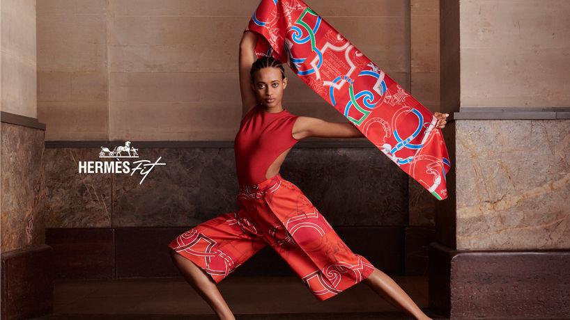 Hermès Fit Campaign by Lane and Associates