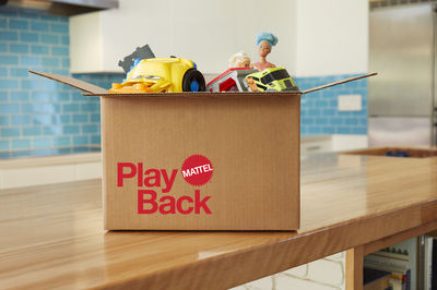 Playback Mattel Program