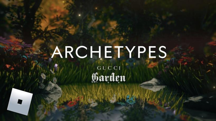 Gucci Garden Archetypes on Roblox