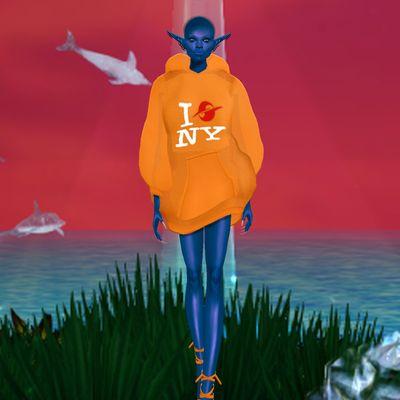 GypsySport's virtual fashion in IMVU