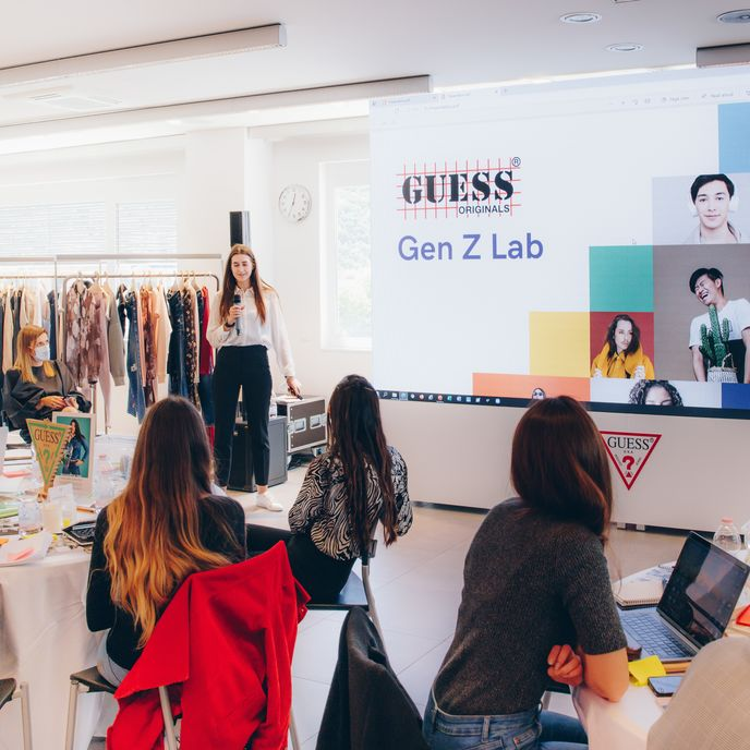 Guess Gen Z Lab by Guess Europe, Lifestyle-Tech Competence Center (LTCC), and Microsoft