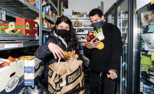 Next-gen Grocery Market