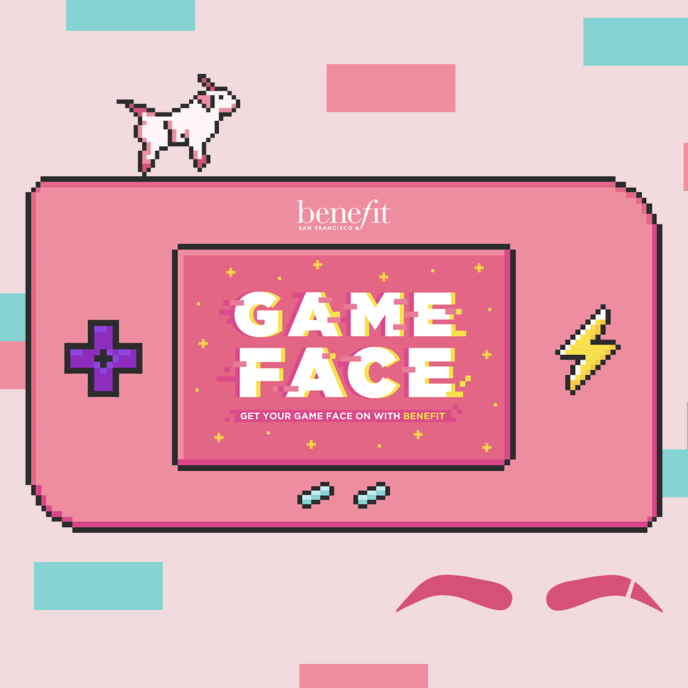 Game Face by Benefit, US