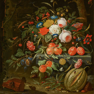 Fleeting – Scents in Colour at Mauritshuis Museum, The Netherlands