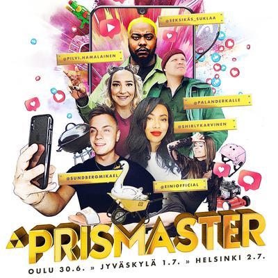 Prismaster by Prisma, Finland
