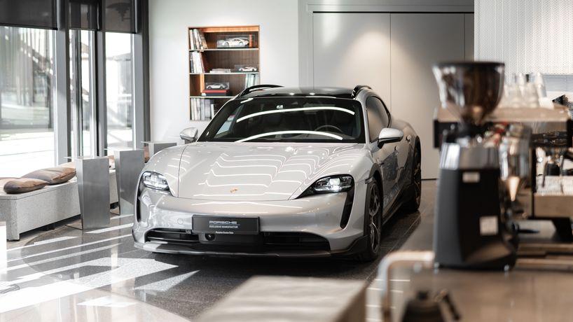 Porsche Studio, Oslo