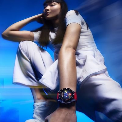 Tag Heuer and Super Mario
