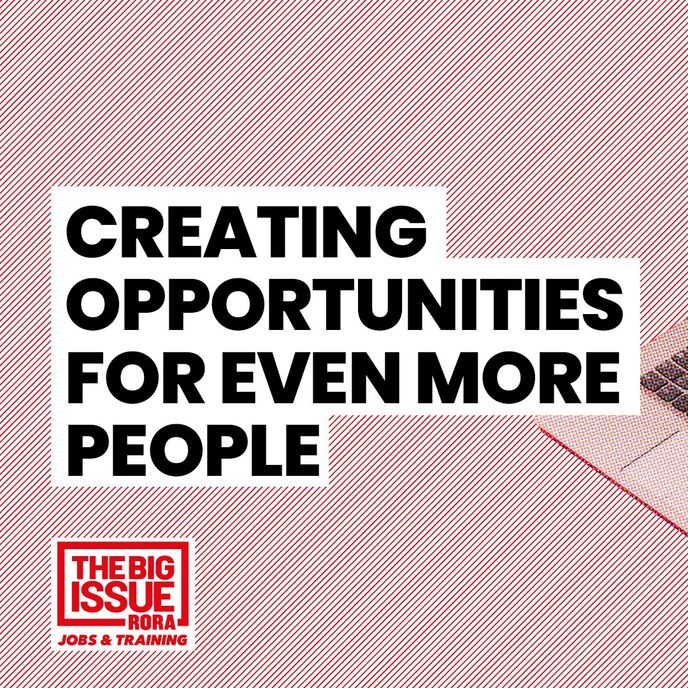 The Breakthrough Programme by The Big Issue