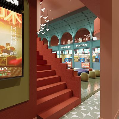 Beta Cinema by Module K, Ho Chi Minh City