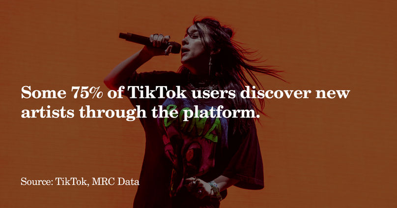 Billie Eilish's live-streamed virtual concert, Maestro platform