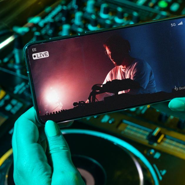 EE x Beatport Presents Parallel, UK