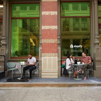 Shopify, New York