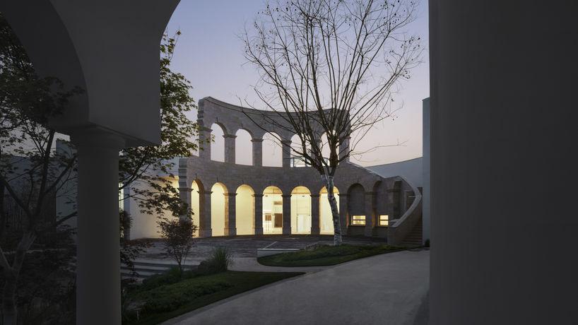 Sino-Italian Cultural Exchange City Reception Center, Chengdu, China