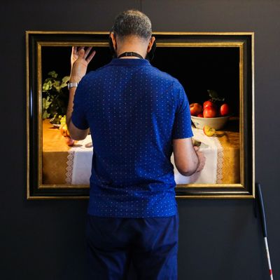 The Blind Spot at Utrecht Central Museum