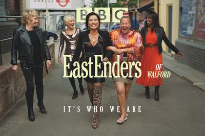 Eastenders It's Who We Are by BBC Creative