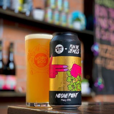 No Save Point IPA by Run The Jewels in collaboration withMoon Dog, US