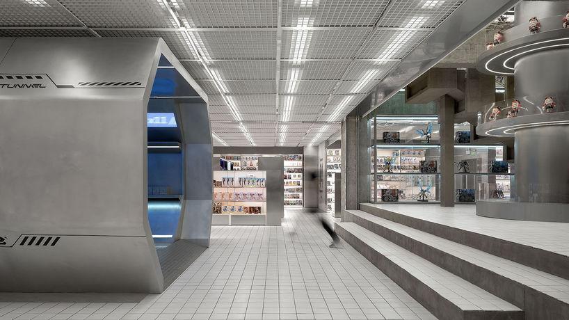 X11 Global Flagship Store by BloomDesign, Shanghai
