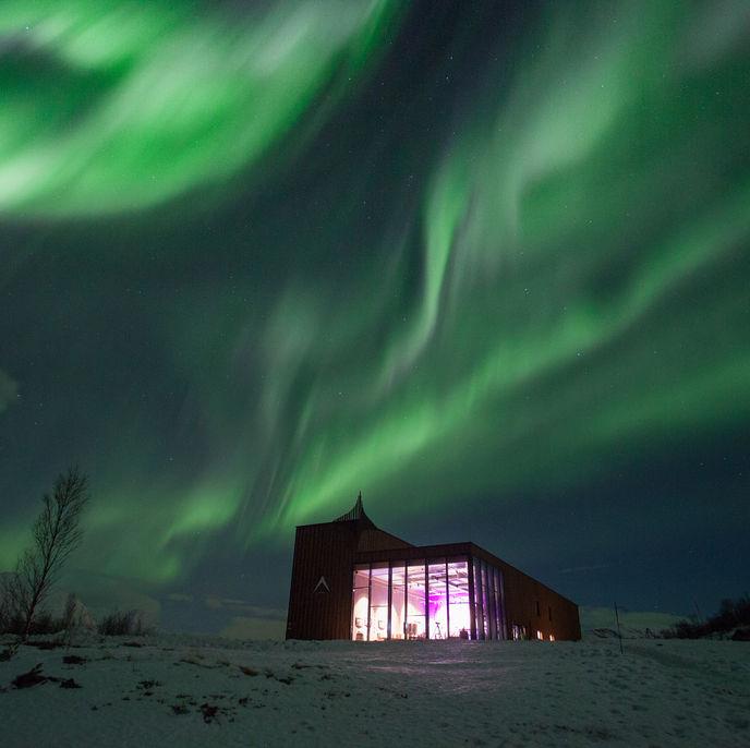 Aurora Spirit Distillery, Norway