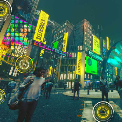 Electric/City featuring the Charli Cohen and Pokémon collection by Selfridges and Yahoo Ryot Lab