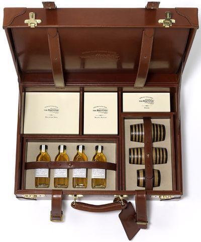 Balvenie Ambassador Case by Here Design