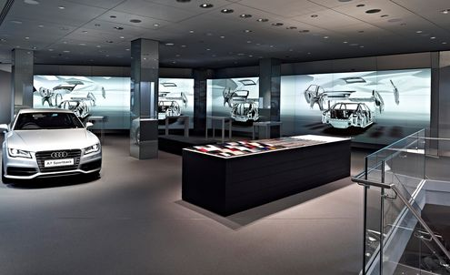 Mobile showrooming makes car buyers flighty