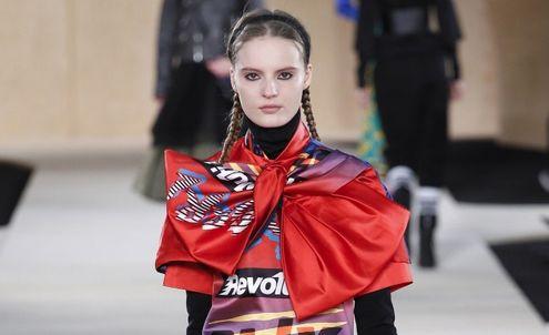 New York Fashion Week A/W 14