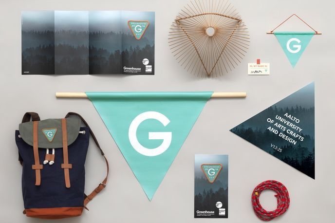 Note Design Studio for the Greenhouse hall exhibition at the Stockholm Furniture Fair 2014