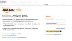 Amazon initiative champions charitable giving